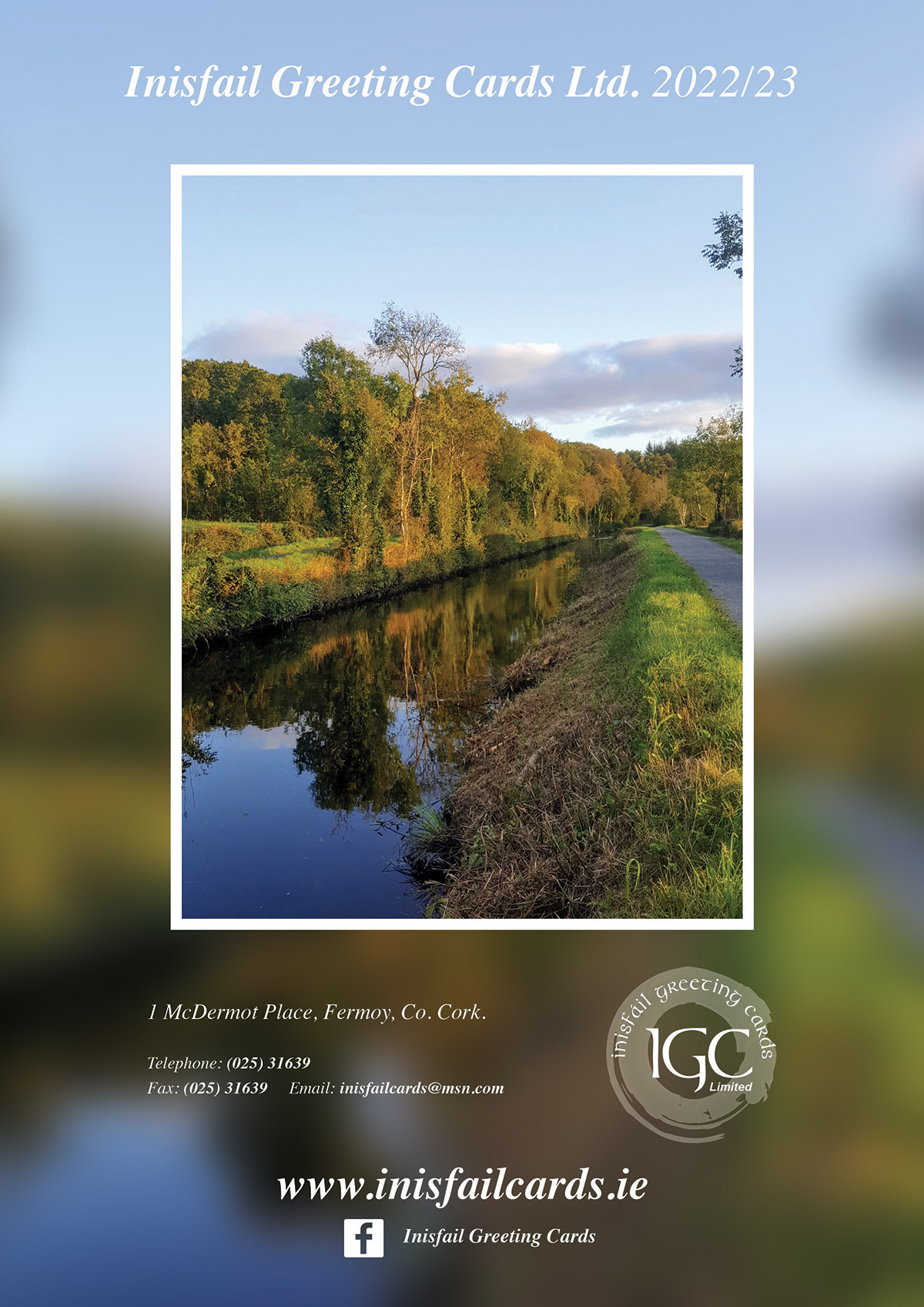 Inisfail greeting cards catalogue kristyandbryce Image collections